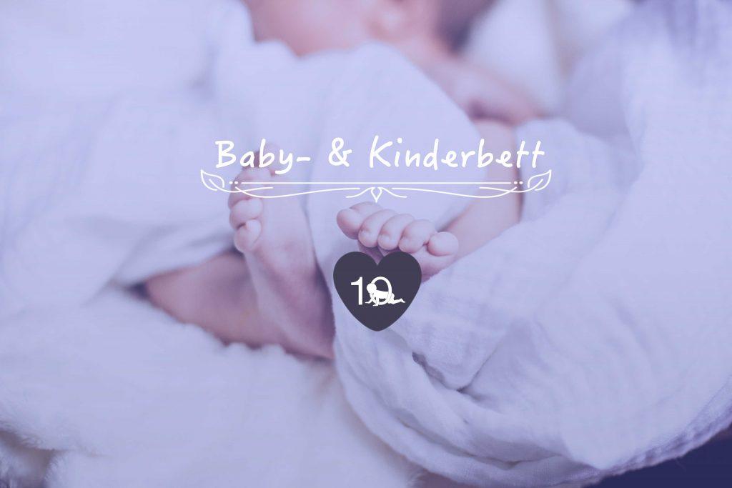 Die 10 schönsten babybetten & kinderbetten im test 2018