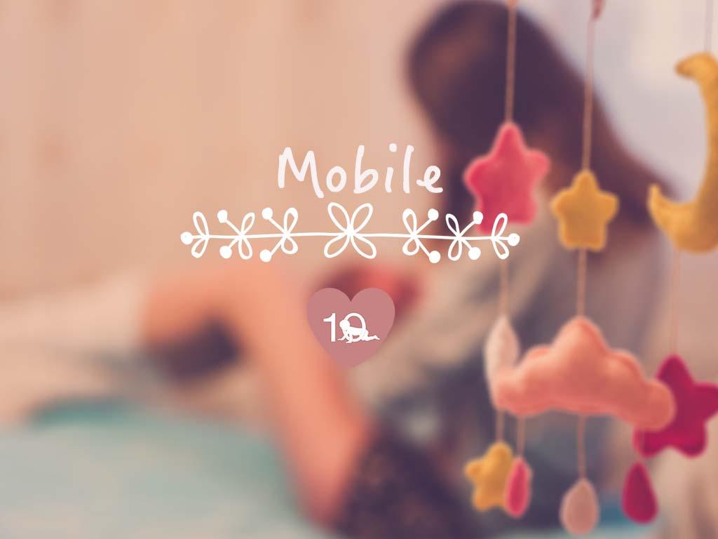 Die besten mobiles für babys kinder zum kaufen selbermachen