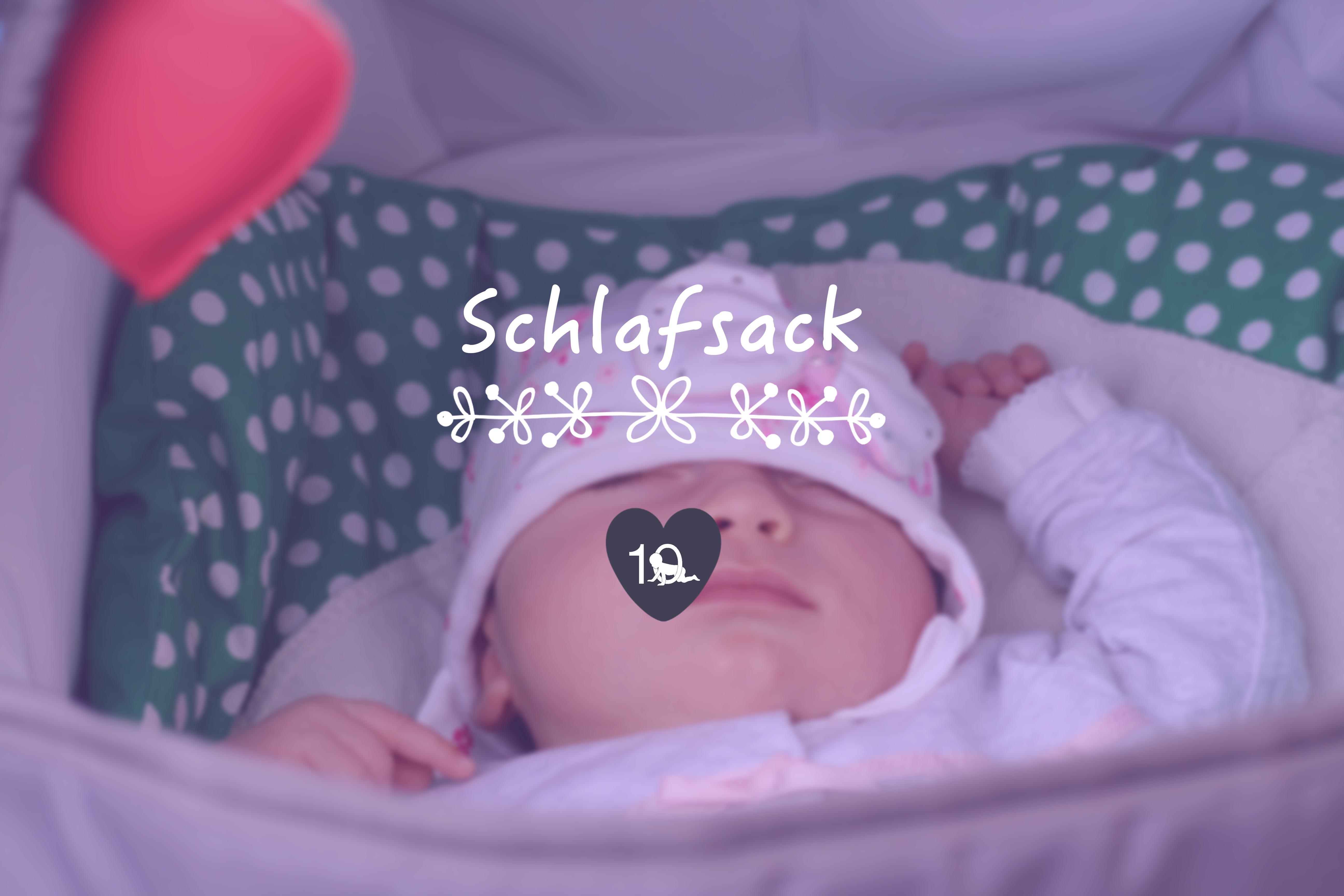 Die top10 der besten babyschlafsäcke im test & vergleich 2018